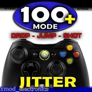 Rapid Fire Mod XBOX  XMOD 100   DROP JUMP SHOT @ JITTER