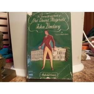 shining life and death of Lord Edward Fitzgerald, John Lindsey Books
