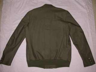 Authentic DIESEL JARIBBA MILITARY Army   $490   Jacket   Large