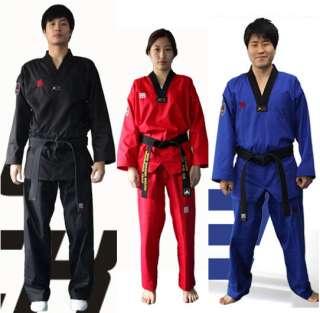 MOOTO Korean TaeKwonDo TKD Basic Dan Dobok season4 Uniforms COLOR