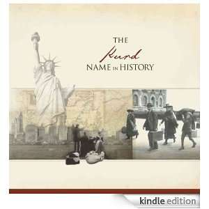 The Kurd Name in History: Ancestry  Kindle Store