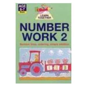 Number Work 2 Number Lines, Ordering, Simple Addition