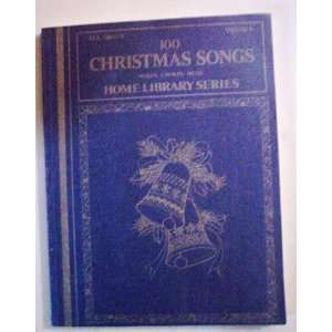 100 christmas songs (volume 6): robbins music corporation