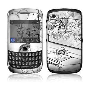 BlackBerry Curve 3G Decal Skin Sticker   Dreams
