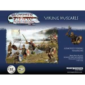 Wargames Factory 28mm (1/56) Hammer of the Gods Viking