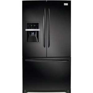 Frigidaire FGHB2844LE 27.8 Cu. Ft. Black French Door Refrigerator