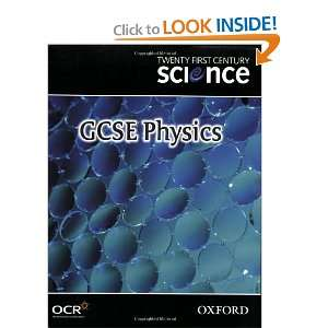 Physics Student Book (Gcse 21st Century Science