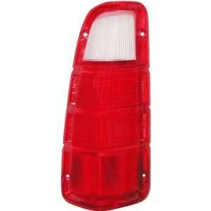 72 77 Dodge Ram Pickup Truck Tail Light Lens LEFT
