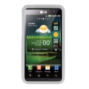 Clear skin phone case that protects your LG Thrill 4G