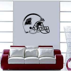Carolina Panthers NFL Wall / Auto Art Vinyl Decal Stickers