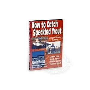 Speckled Trout & Tie Fishing Knots DVD F3979DVD: Sports & Outdoors