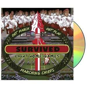 Florida State Seminoles (FSU) Marching Band CD