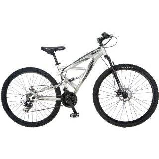 Full Suspension Mountain Bike (Black)