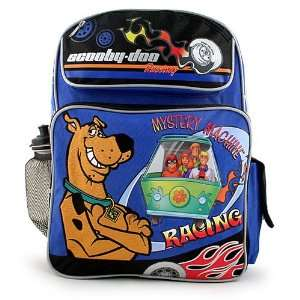 Full Sized Backpack [Scooby Doo Mystery Machine Racing] Toys & Games