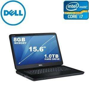 Brand New Dell Inspiron 15R, Intel Core i7 2670QM Processor