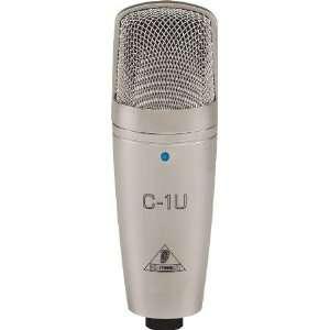 Behringer Usb Studio Condenser Microphone Metal Die Cast