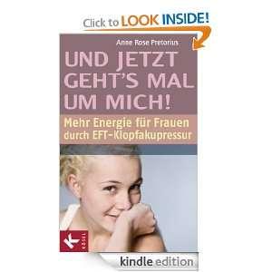 Mehr Energie für Frauen durch EFT Klopfakupressur (German Edition