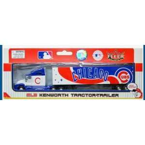 CHICAGO CUBS MLB 2004 Diecast Semi Tractor Trailer Truck 1