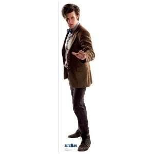 Doctor Who Matt Smith 73 X 26 Inch Cardboard Cut out