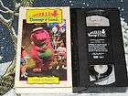 BARNEY AND & FRIENDS TIME LIFE CARNIVAL OF NUMBERS VHS EDUCATIONAL