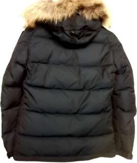 PARAJUMPERS NEW ALASKA DOWN JACKET NAVY WOMENS M NEW