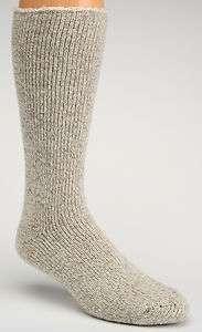 2PR Mens  50 Below Ice (Thermal/Winter/Warm) Wool Socks