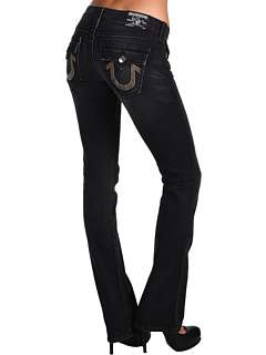 True Religion Becky Boot Stud Logo in Short Fuse   Zappos Free
