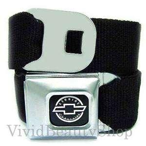 C3 Official Chevrolet Chevy Car Seatbelt Belt Buckle