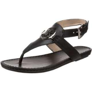 MICHAEL Michael Kors Womens Charm Thong Flat Sandal   designer shoes