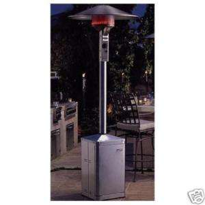 DCS Built In Patio Heater Stainless Steel