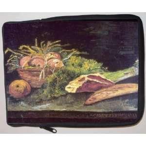 Van Gogh Art Snow Laptop Sleeve   Note Book sleeve   Apple