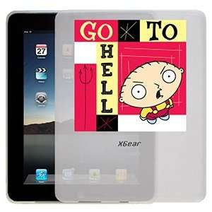 Stewie Griffin on iPad 1st Generation Xgear ThinShield