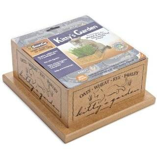 Dog & Cat Wheatgrass Growing Kit for Pet   Dogs Cats & Pets Love To