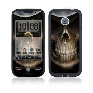 HTC Droid Eris Decal Skin   Skull Dark Lord