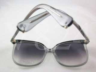 CL 2201 Sunglasses Black Grey Gold Frame / Gradient Lens CL2201 C01