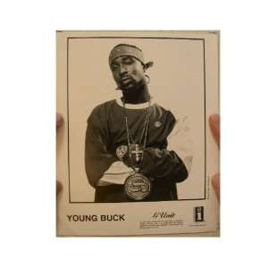 Young Buck Press Kit Photo