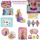 Tangled Rapunzel Princess Birthday Party Supplies U Pick Decor Favors