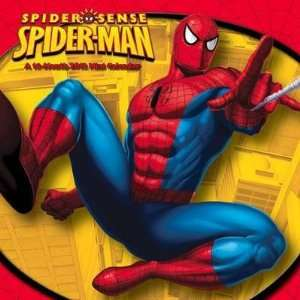 Spider Man Comic 2012 Mini Wall Calendar