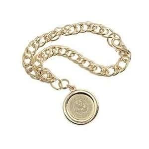 Villanova   Charm Bracelet   Gold