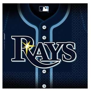 Tampa Bay Rays Baseball   Lunch Napkins Toys & Games