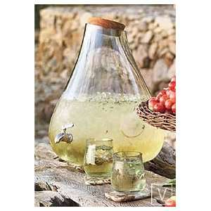 Roost Recycled Glass Bubble Drink Collection Kitchen & Dining