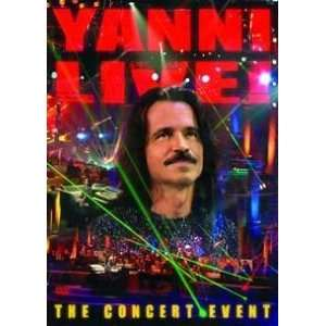 YANNI LIVE   THE CONCERT EVENTXX (DVD AUDIO) Electronics