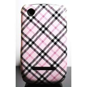 Body Glove Pink with Black White Cross Checker Plaid