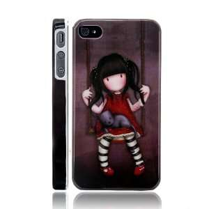 Apple iPhone 4 / 4s Candy Girl Cover Protector Hard Case