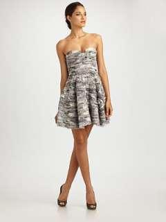 Diane von Furstenberg   Delancey Printed Chiffon Dress