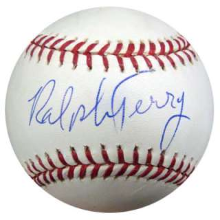Ralph Terry Autographed Signed MLB Baseball Tri Star #6111229