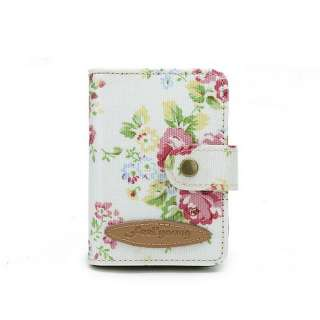 Woman Clutch Long Wallet Card Holder Purse Faux Leather