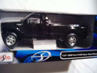 Maisto ~ 1999 Ford F 350 Super Duty Pickup ~ Special Edition ~ 127