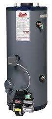 BOCK 32E NEW OIL FIRED WATER HEATER