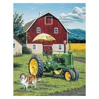 Home & Kitchen › Home Décor › John Deere signs